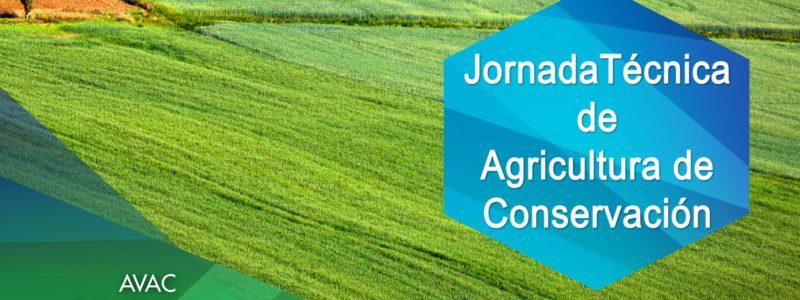 jornada avac otoño - agricultura conservación